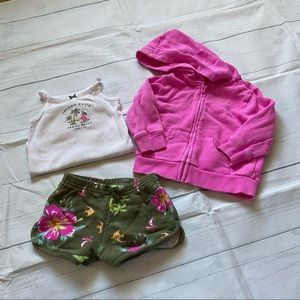 Carter's 9 Month Summer Outfit Bundle